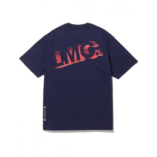 LMC SHADOW TEE navy