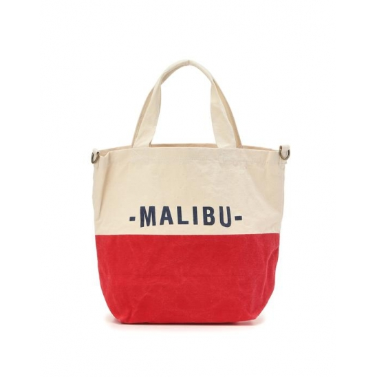 MALIBU CANVAS BAG R2 엠오엠씨
