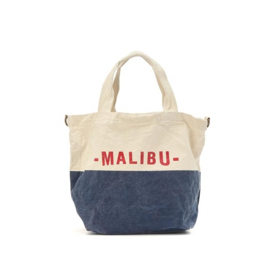 MALIBU CANVAS BAG B2 엠오엠씨
