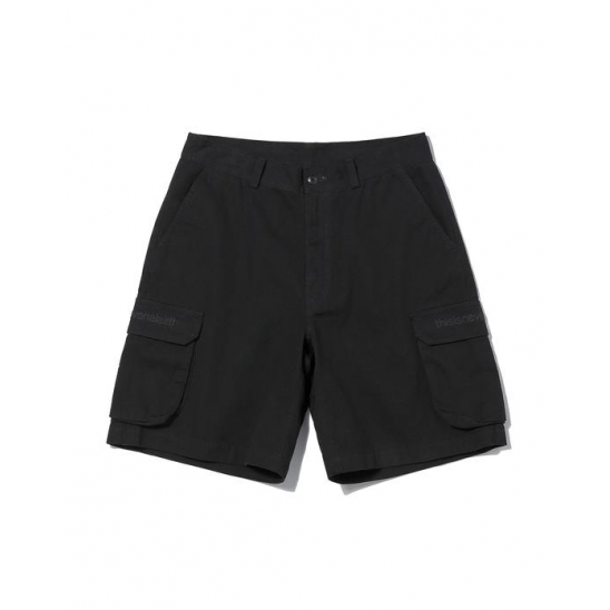 T-Logo Cargo Short Black