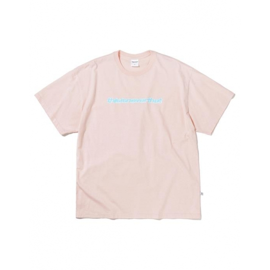 Bubble SP Tee Light Pink