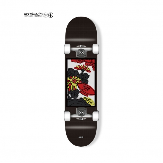 "tazza ""september"" complete skateboard"