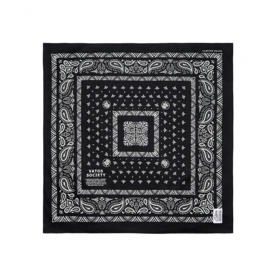 VATOS BANDANA BLACK