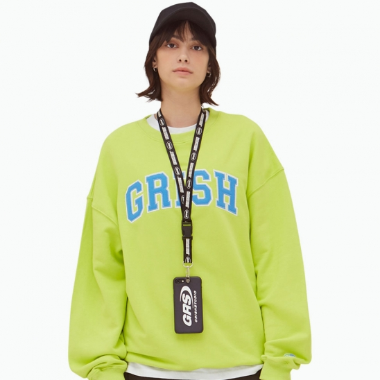GRISH SIGNATURE SWEATSHIRTS-(NEON)