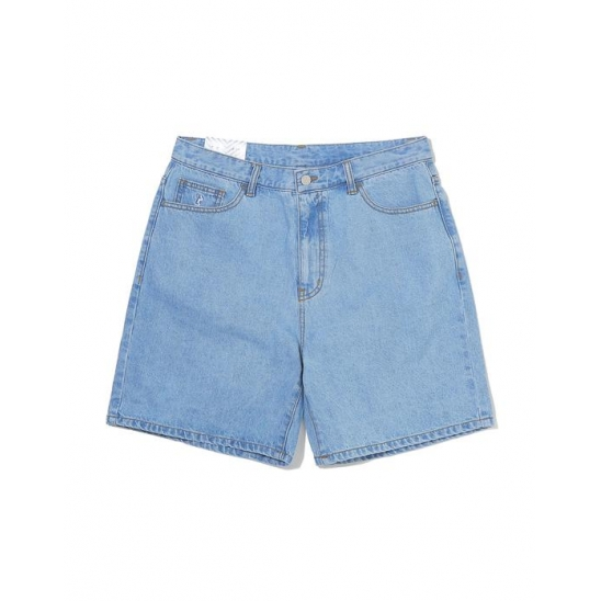 Denim Skate Short Light Blue
