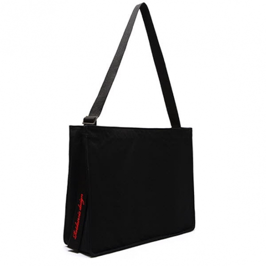 [로아드로아]ROIDESROIS - MURMUR SHOULDER BAG (BLACK) 숄더백 가방
