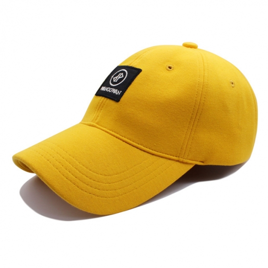 [왕관] WANGGWAN - JERSEY SPORTS BALLCAP (YELLOW) 볼캡