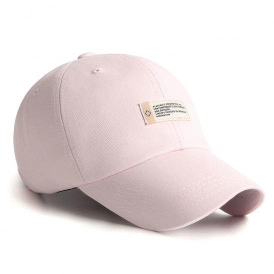 19 STORY CAP_BABY PINK