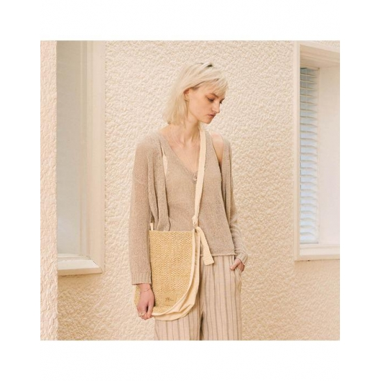 2TYPE SHOULDER BAG (BEIGE)
