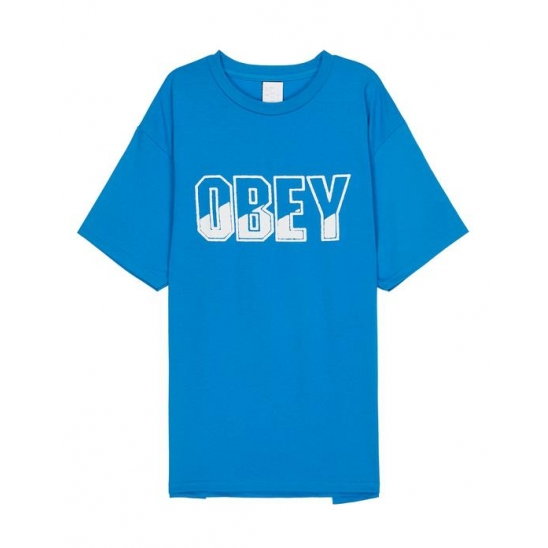 OBEY BLOCK BUSTER SKY AZURE