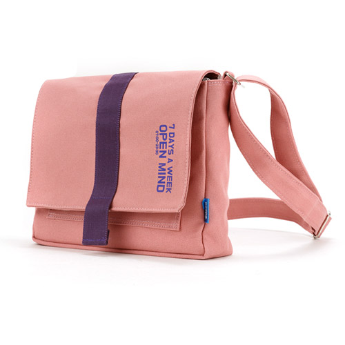 [핍스] PEEPS open mind mini cross bag(indy pink)