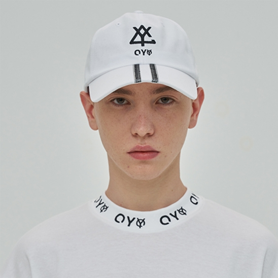 REFLECTIVE TAPE CAP - WH