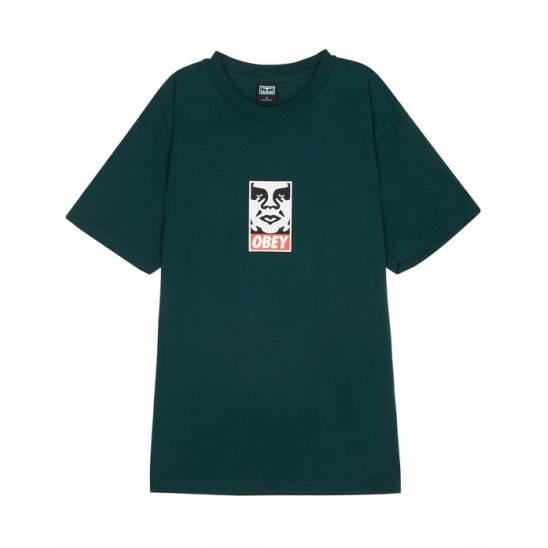 OBEY ICON FACE FOREST PINE