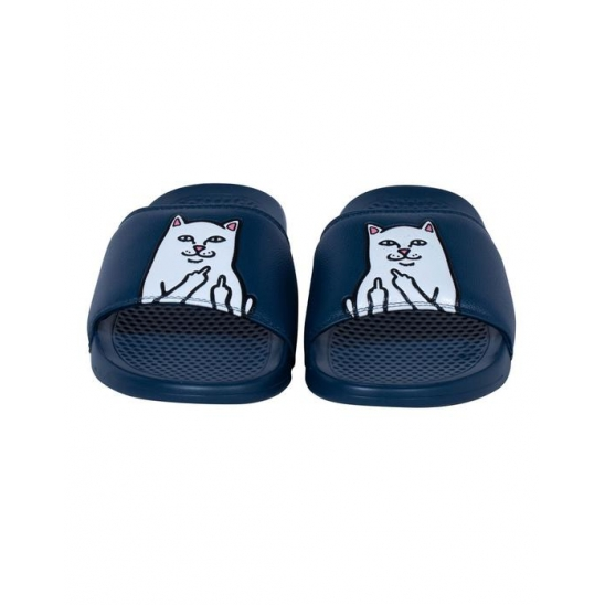 Lord Nermal Slides Size 5 - Navy