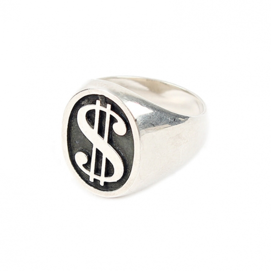 AGINGCCC X BLESSBELL DOLLAR RING