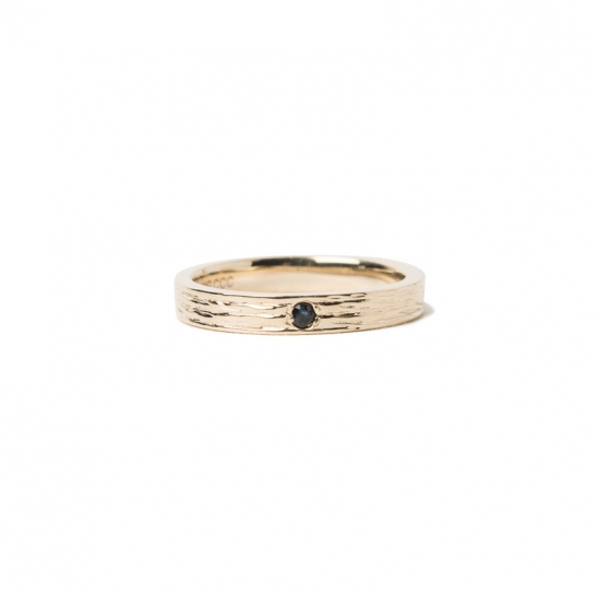 AGINGCCC X SALONDHOMME GOLD RING
