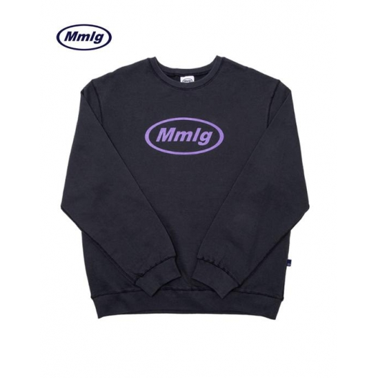 [Mmlg] Mmlg Sweat (GRAYISH NAVY)