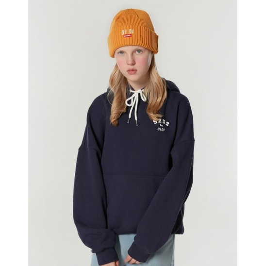 5252 ARCH LOGO HOODIE_NAVY
