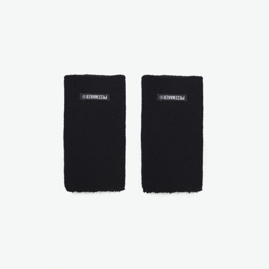 KNIT ARM COVER S (BLACK)