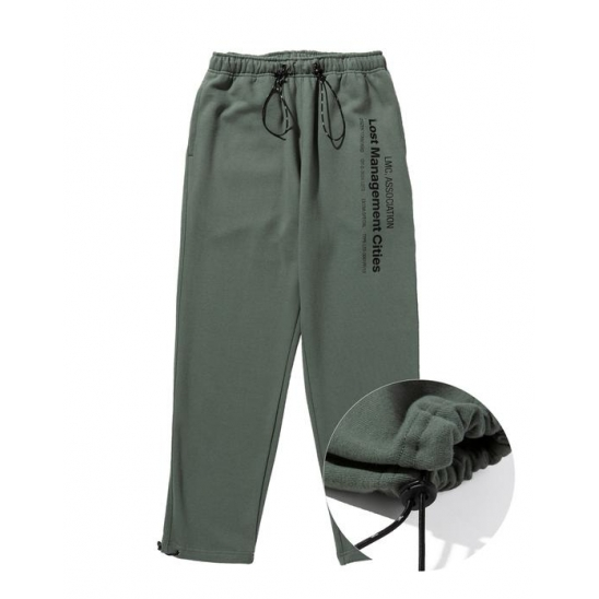 LMC MIL SWEATPANTS powder olive