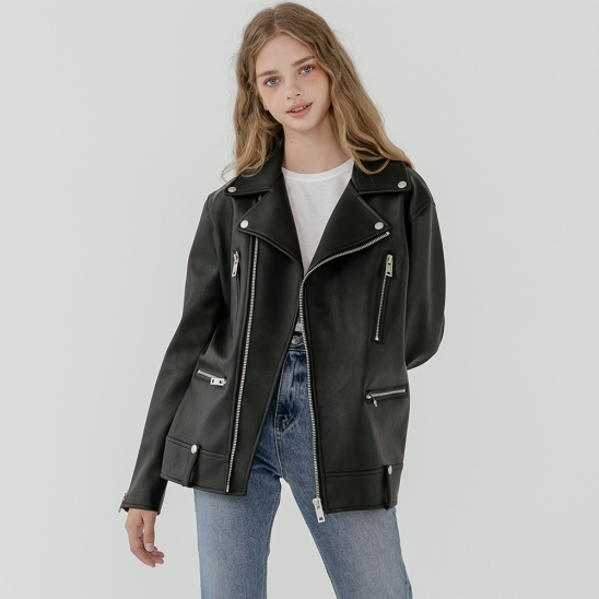 LV Overfit classical rider jacket