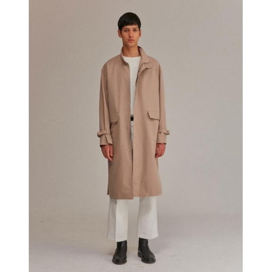 MOD COAT MEN [BEIGE]
