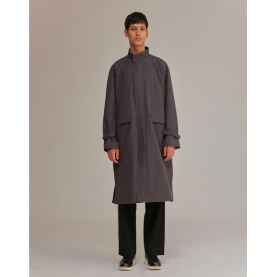 MOD COAT MEN [CHARCOAL]