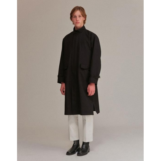 MOD COAT MEN [BLACK]