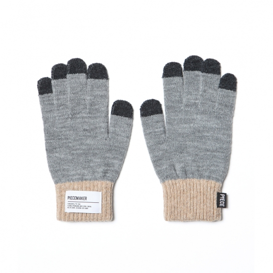 HERITAGE SMART GLOVES SE (LIGHT GREY)