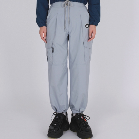 POCKET PANTS(GRAY)