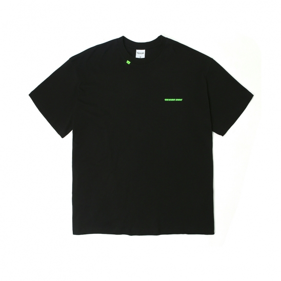 BASIC LOGO T-SHIRT BLACK