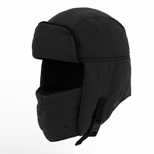FLIGHT HAT / PAD MASK / N / BLACK