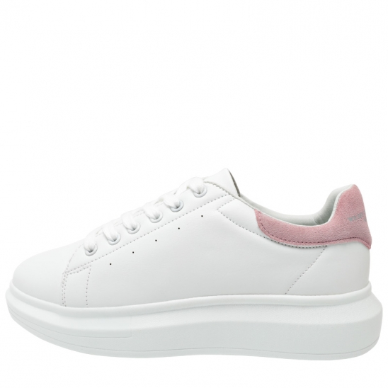 돔바 하이 포인트 SP (DOMBA HIGH POINT SP (WHITE/PINK SP)) [H-9013]