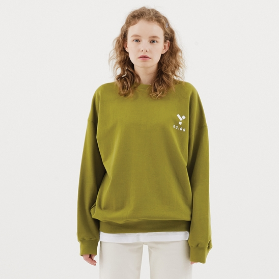 23.65 Logo Sweat Shirt Green