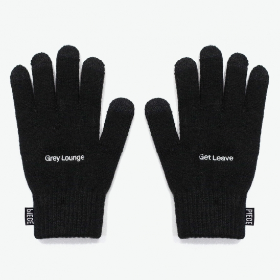 GL SMART GLOVES (BLACK)