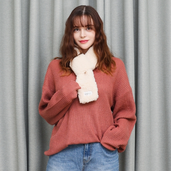 NELL OVERFIT KNIT (PINK)