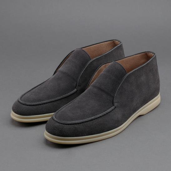 Loafer_Keitel High FGD127-GY