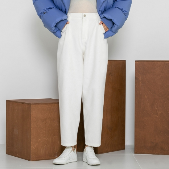 Tommy pants - white