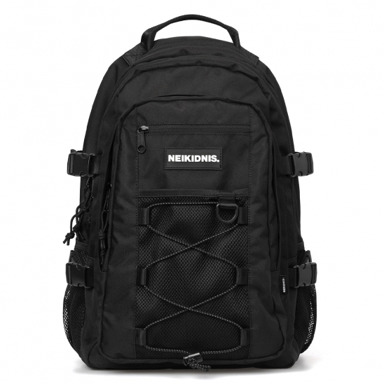 [2차 예약배송 12/17 출고]MESH STRING BACKPACK / BLACK