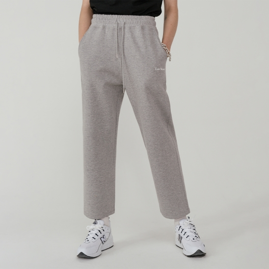 LV Double pants_gray