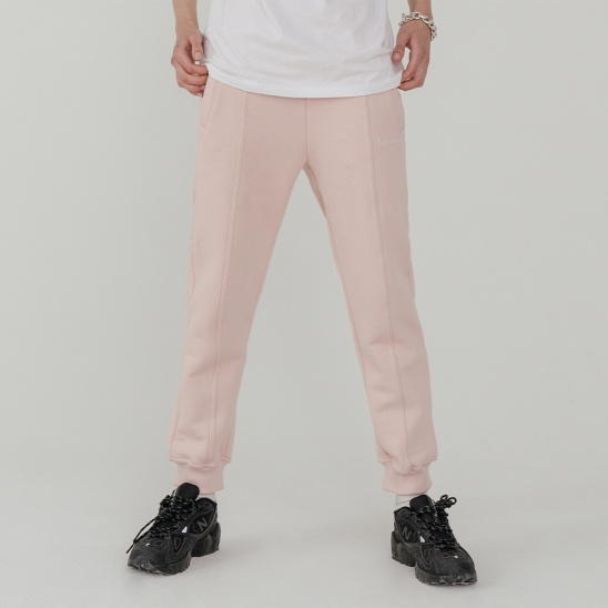 LV Essential logo sweat pants_pink