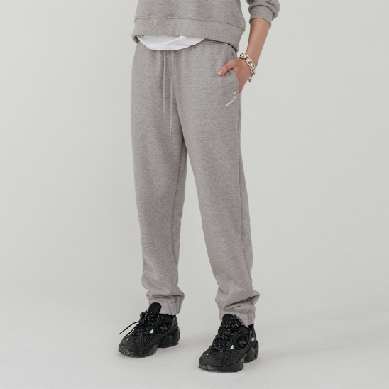 LV Lady sweat pants_gray