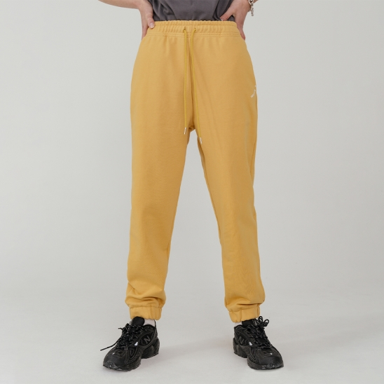 LV Lady sweat pants_yellow