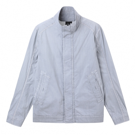 M GD STAND NECK JACKET