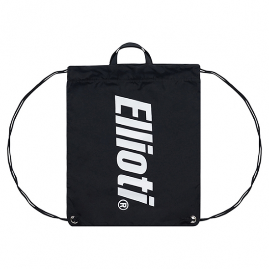 20ELSP006 Big Logo Gym Sack_Black