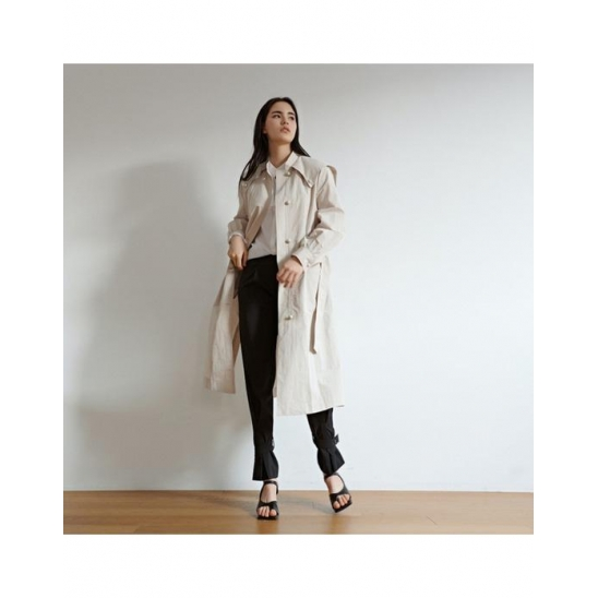 [미테]SAILOR DIANA TRENCH COAT_BEIGE