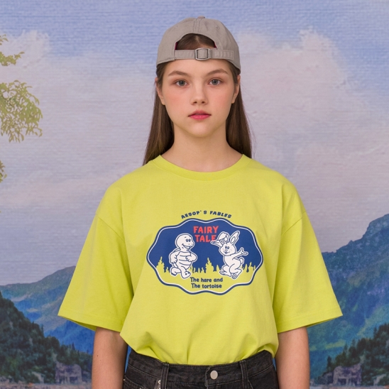 ToTo T-shirt(LIME)