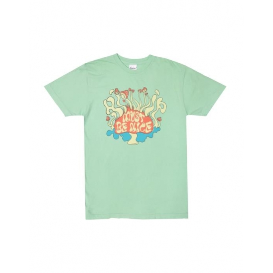 Delusion Tee - Mint Mineral Wash