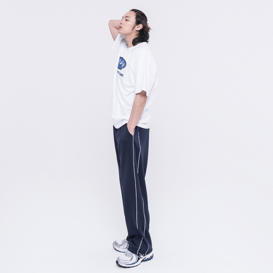 PIPNG JERSY PANTS(NAVY)