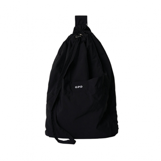 BLACK BAG (WATER REPELLENT)